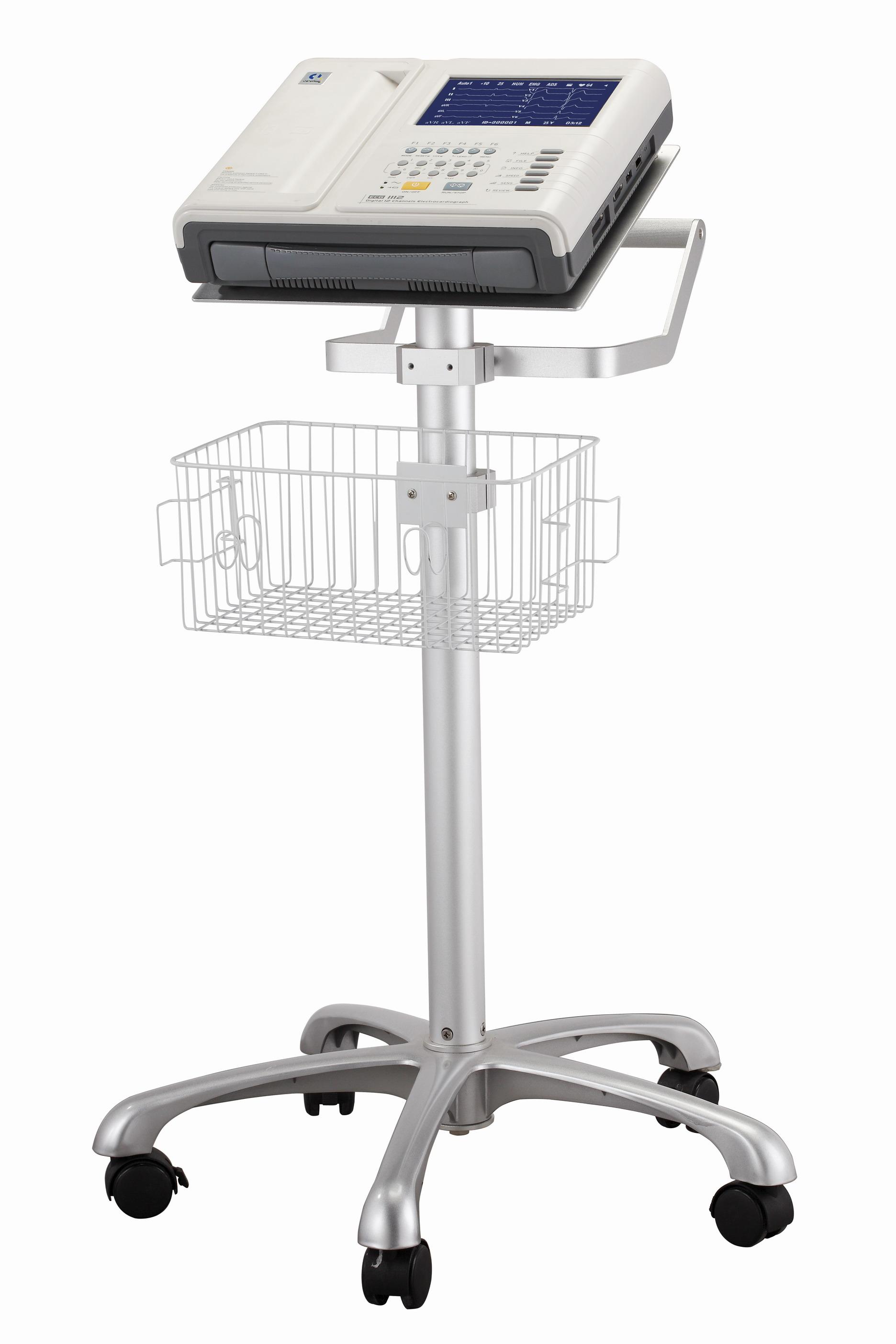 wózek do weterynaryjnego aparatu EKG